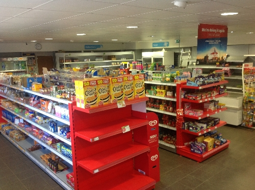 GARAGE SHOP & POST OFFICE for sale in STRANRAER